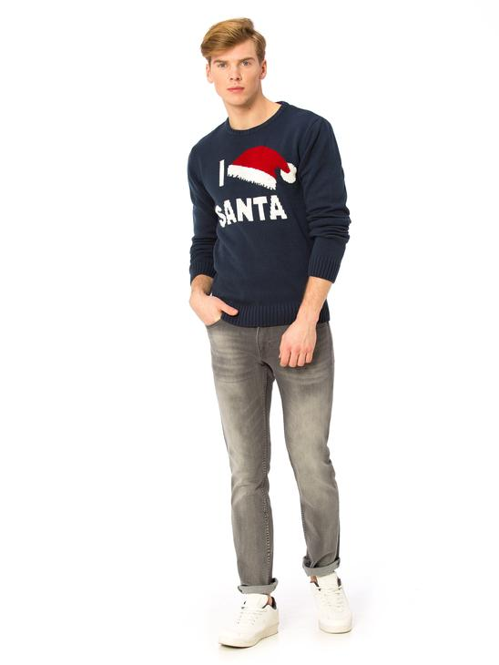 Navy - Jumper - 7K9523Z8