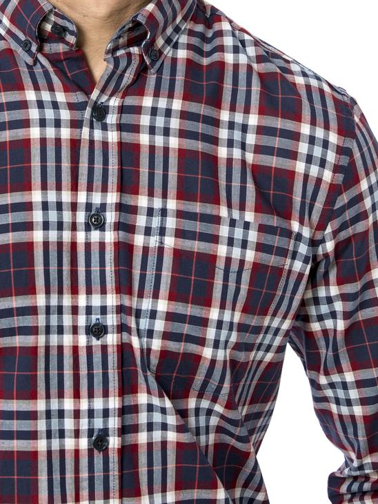 Red - Shirt - 8S0171Z8