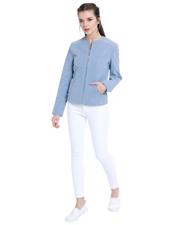 Blue - Short Coat - 8S1709Z8