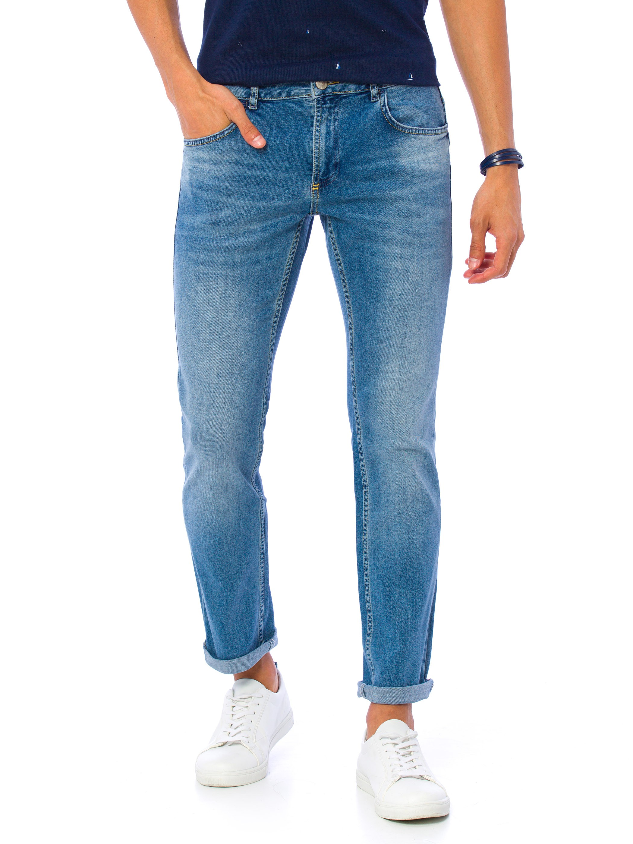 Indigo - Trousers - 7Y8943Z8