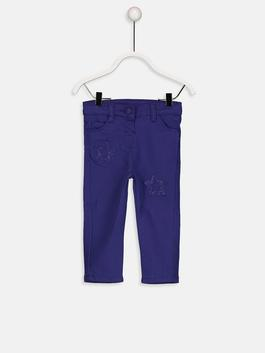 Purple - Trousers