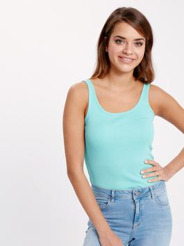 Turquoise - Tank Top
