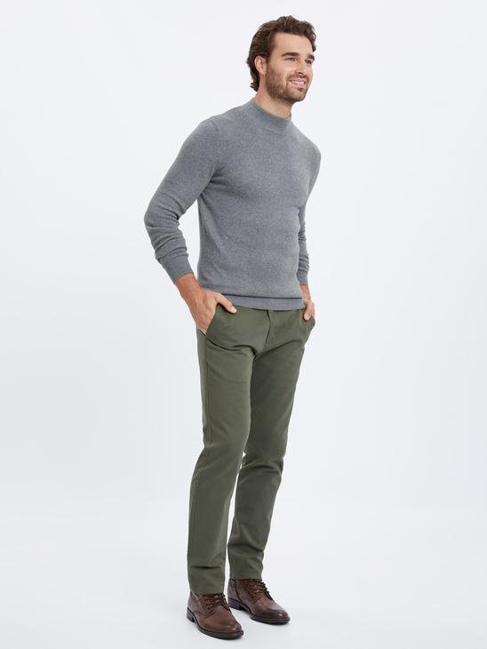 Grey - Jumper - 8W1843Z8