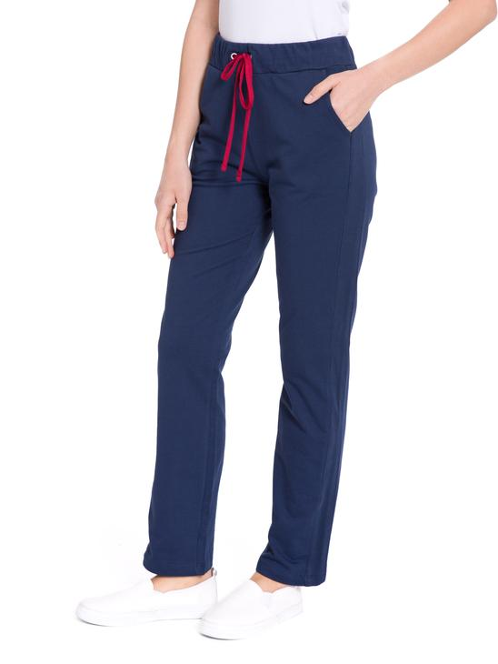 Navy - Trousers - 8S1518Z8