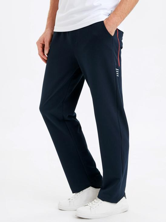Navy - Trousers - 9S0721Z8
