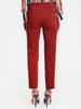 Maroon - Trousers - 9SG620Z8