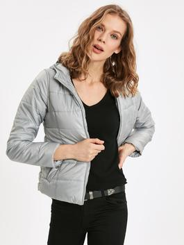 Grey - Short Coat
