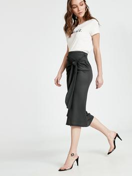Anthracite - Skirt